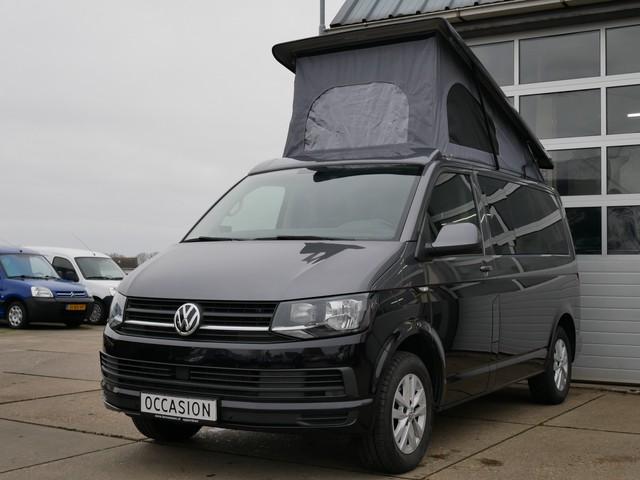 Volkswagen T6 Multivan Buscamper Met Slaaphefdak Lars Van Son